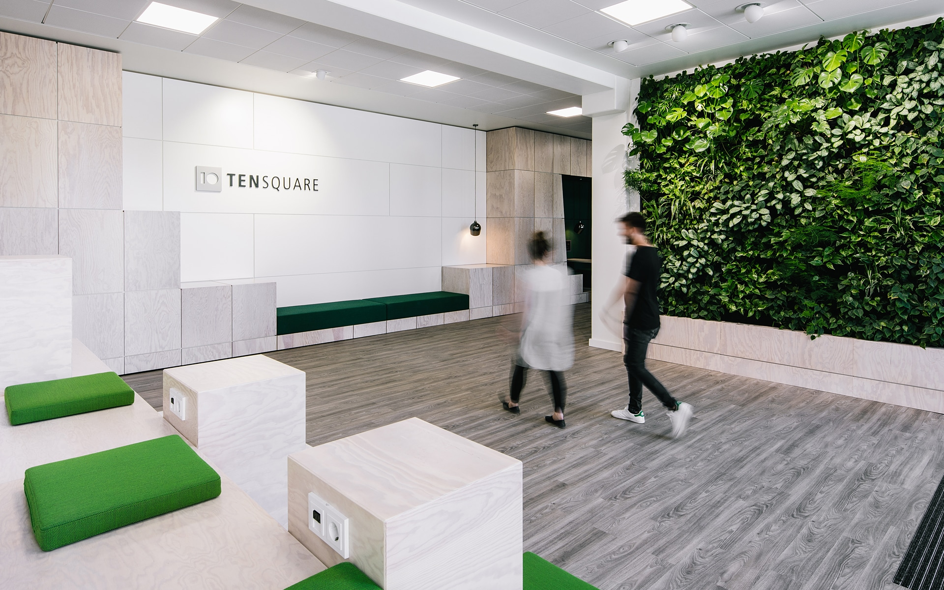 Office Tensquare Schwitzke Project Gelsenkirchen