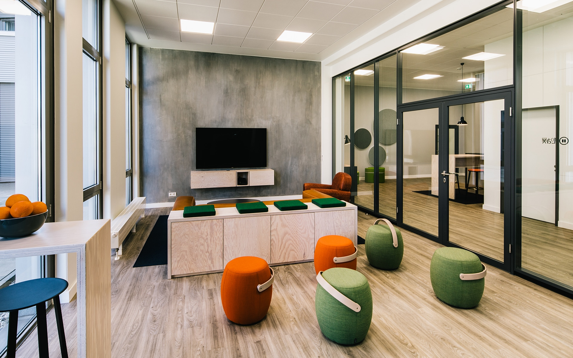 Smart Office Tensquare Schwitzke Project