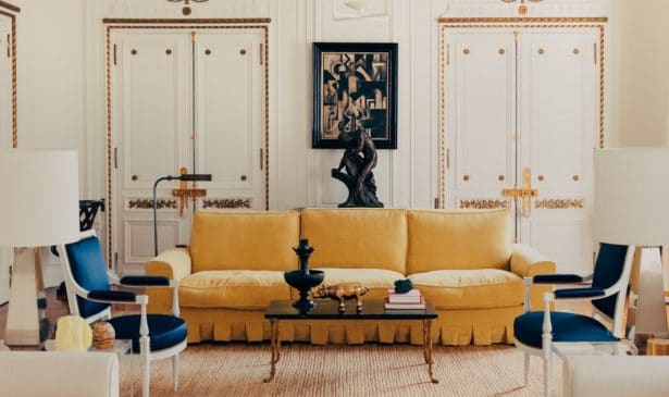 Schwitzke-France Luxury Apartment Talleyrand Paris